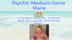 Psychic Medium Genie Marie